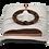 Thumbnail: Caprice Offwhite perl slip on