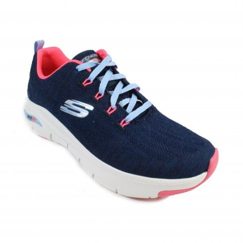 Skechers Arch Fit Comfy Wave NVY