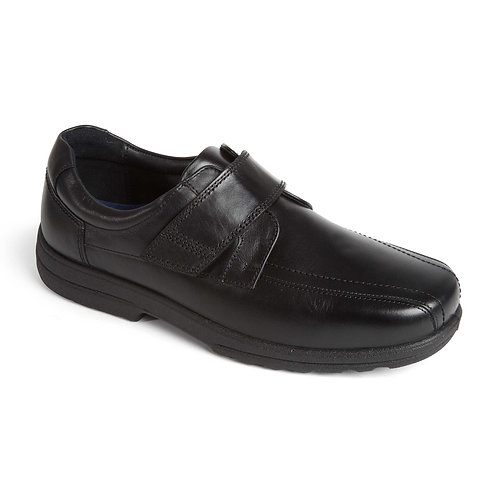 Padders Daniel Waterproof Leather Shoe Black