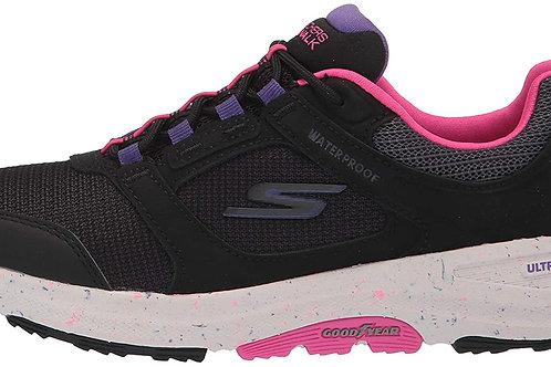 Skechers Ladies waterproof go walk trek shoe