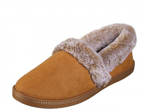 Skechers Cosy Campfire Slippers Tan