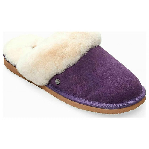 Padders Cosy Sheepskin Slippers