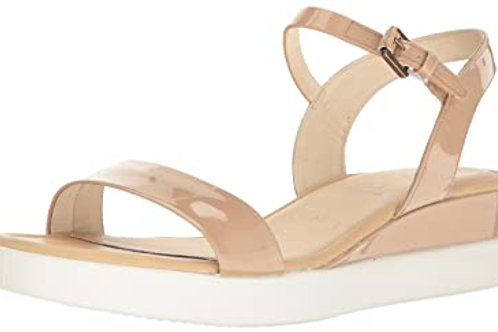 Ecco touch sandal plateau Ginger