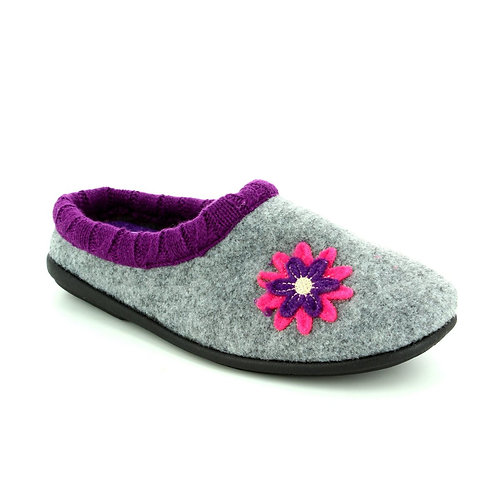 Padders Freesia Dual fit Slippers