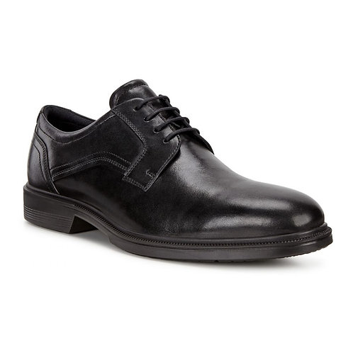 Ecco Mens LIsbon Black Brogue