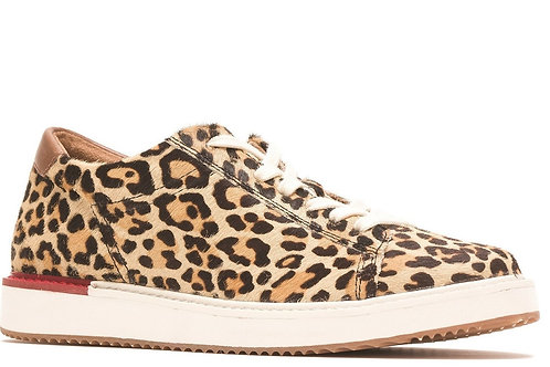 Hush Puppy Ladies Leopard Sabine Skeakers