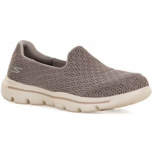 Skechers Go walk evolution Taupe