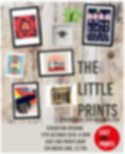 The Little Prints Exhibition East End Pr