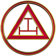 Triple Tau Royal Arch Symbol