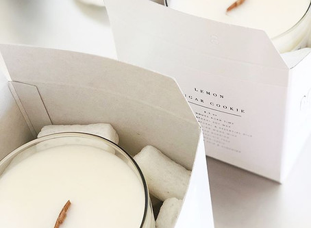 Winter Collection Soy Candles