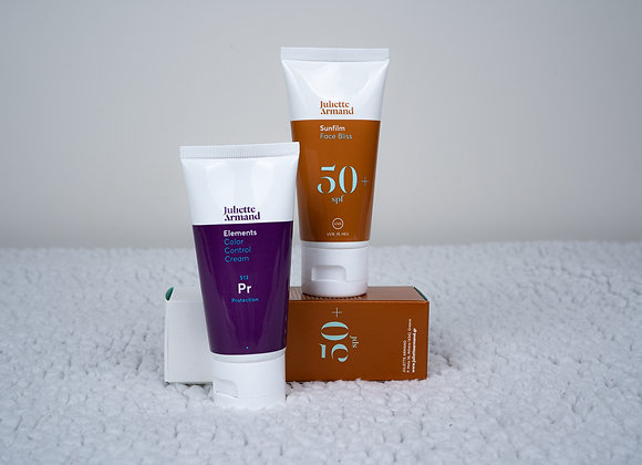 Juliette Armand Colour Control Cream + SPF 50
