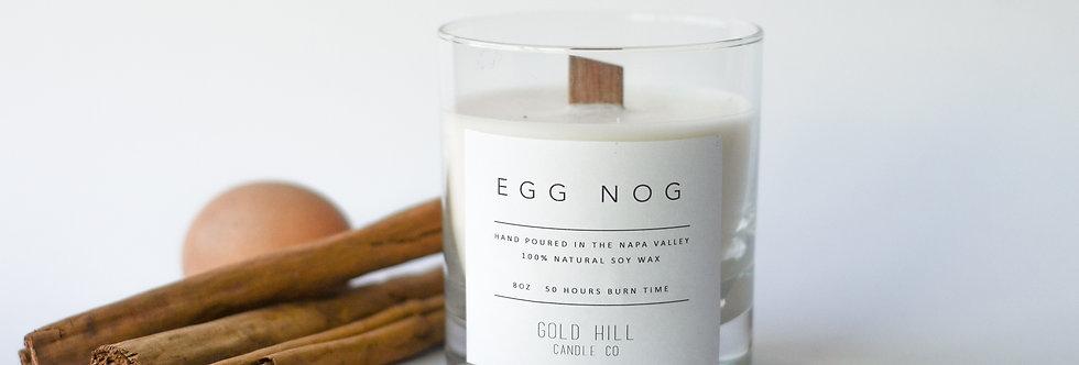 Egg Nog Soy Candle