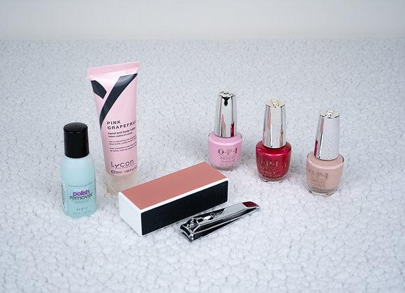 Mani Pack (w/ three nail polishes)