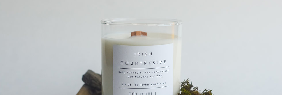 Irish Countryside Soy Candle