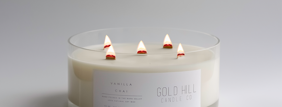 XL 5 Wick 55 OZ Soy Candle