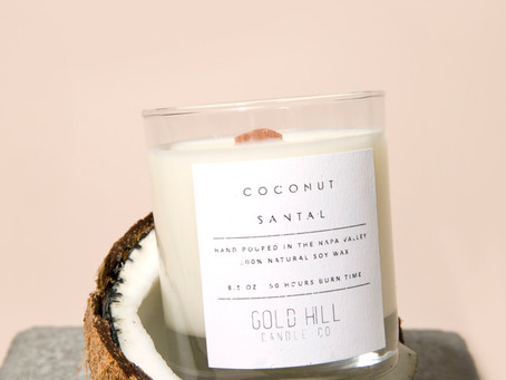 Best Soy Candles with summer fragrances