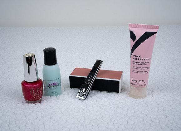 Mani Pack (w/ one nail polish)