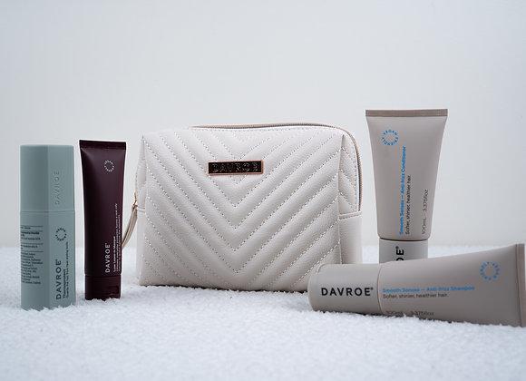 Davro Smooth Travel Quad Pack
