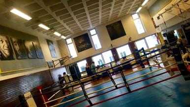Salle du Ring Parisien
