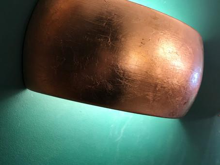 Copper Leaf Process