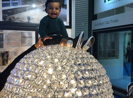 Feel on top of the world with our Bespoke Chandeliers!