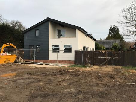 New Barn in Cranfield