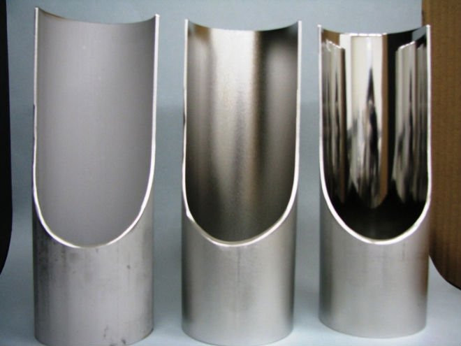 Malaysia Food Grade Stainless Steel Polishing