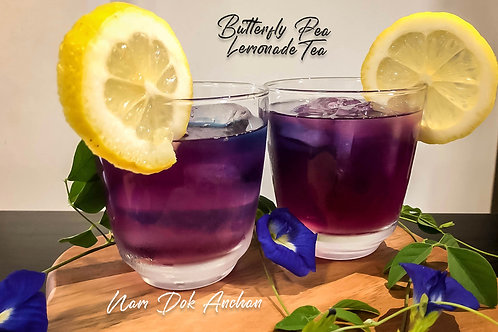 Butterfly Pea Lemonade Tea