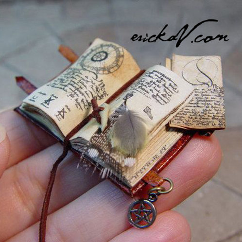 Open Spell Book (Special Order)