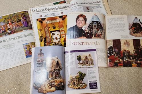 9 Miniature Magazines