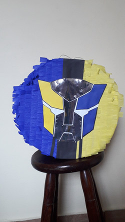 Pinhata Aniversario Transformers (1)