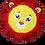 Thumbnail: Pinhata Aniversario Animais Fofinhos - Leão