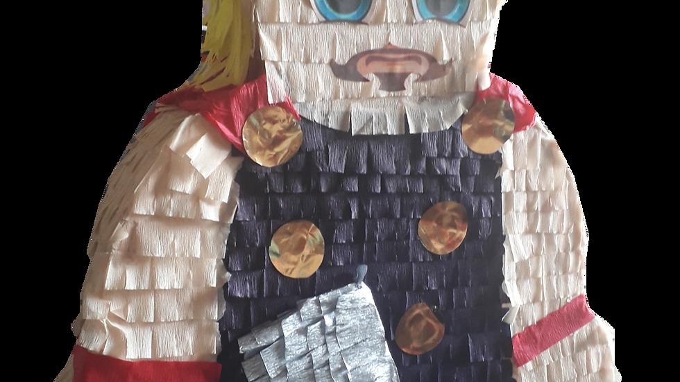 Pinhata Lego Heróis Thor