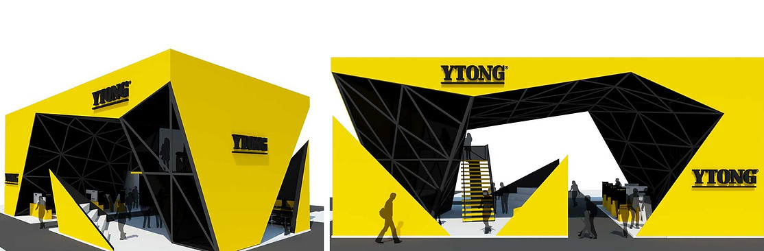 YTONG FAIR STAND CONCEPT