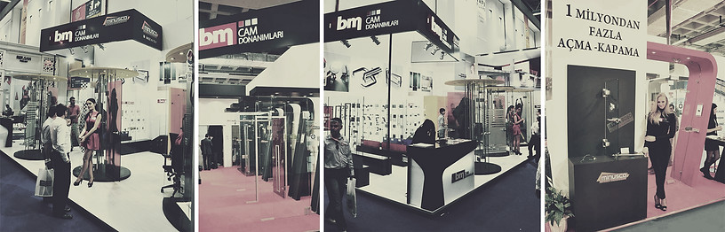 BM OFIS STANDS