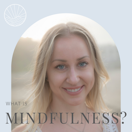 What is Mindfulness?