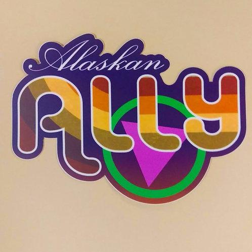 Alaskan Ally Sticker 3-Pack