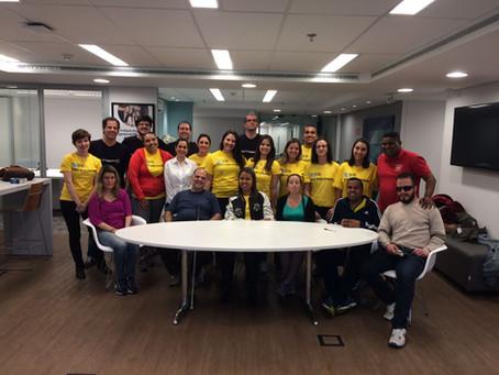 Citizen Blind Experience - São Paulo Tech Week