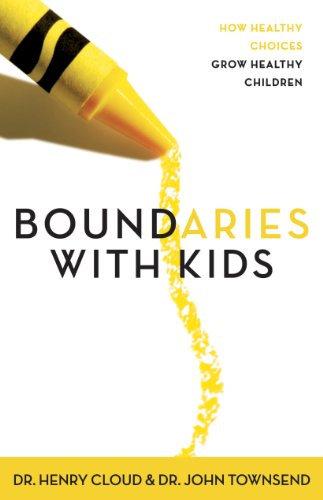 Boundaries With Kids by Henry CloudandJohn Townsend
