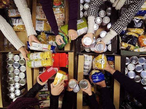 gloria leonard ministries food pantry
