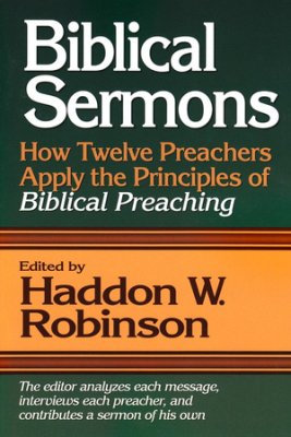 Sermons How Twelve Preachers Apply The Principles...