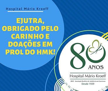 O Hospital Mário Kroeff fez um registro
