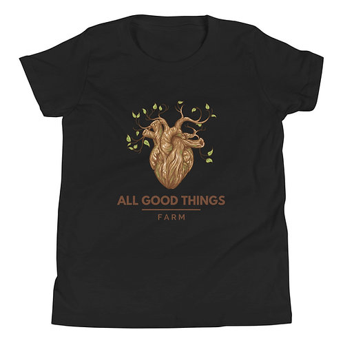 All Good Things Farm Kid's Shirt