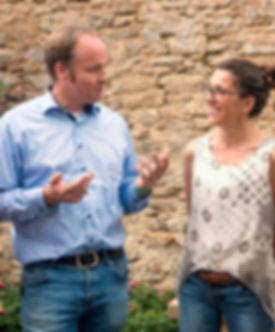 Dr. Christian Schulze und Dr. Nicole Wagner