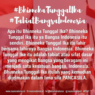Apa itu Bhinneka Tunggal Ika_ Bhinneka T