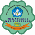 Logo Sekolah SMKN 6 Kab Tangerang.png