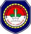 Logo Sekolah SMAN 11 Jakarta.png
