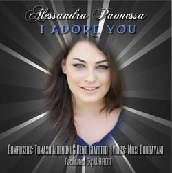 I Adore You - cover