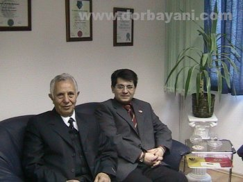 Prof Sabzavi & MD