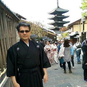 Mosi Dorbayani, Visiting Kyoto, Japan.jpg